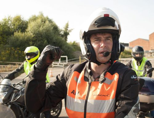 Trainingsdag motorrijder – 23 april 2017