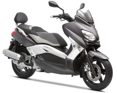 Yamaha Xmax125